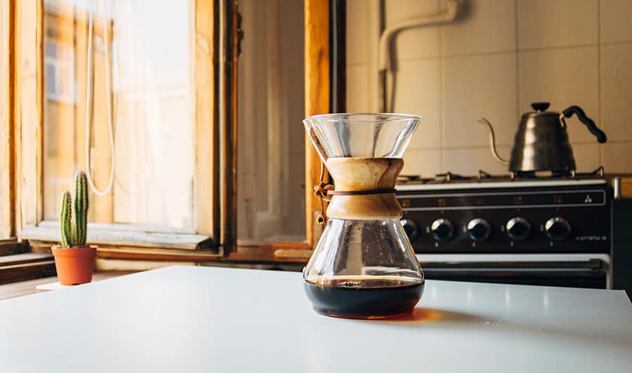 Poiur Over vs Chemex