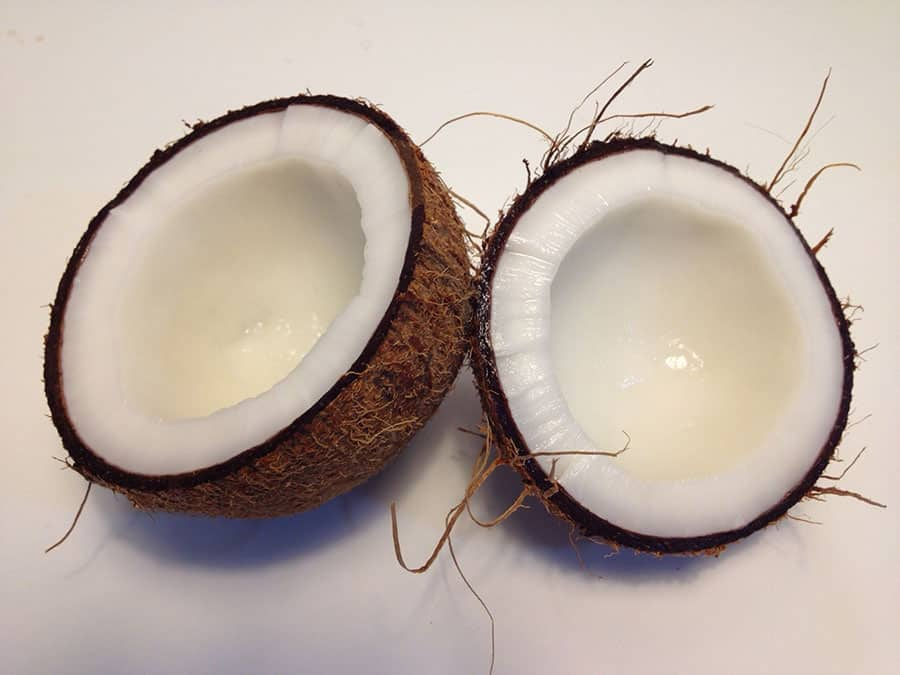Coconut Milk and Coffee