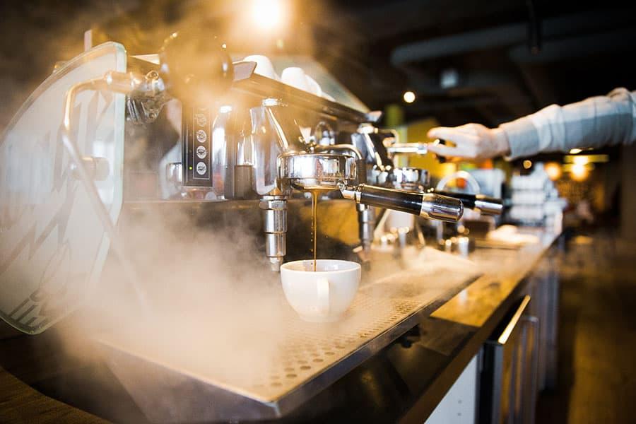 Hpw to clean an Espresso Machine