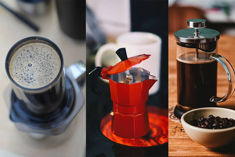 How to make an espresso without a machine