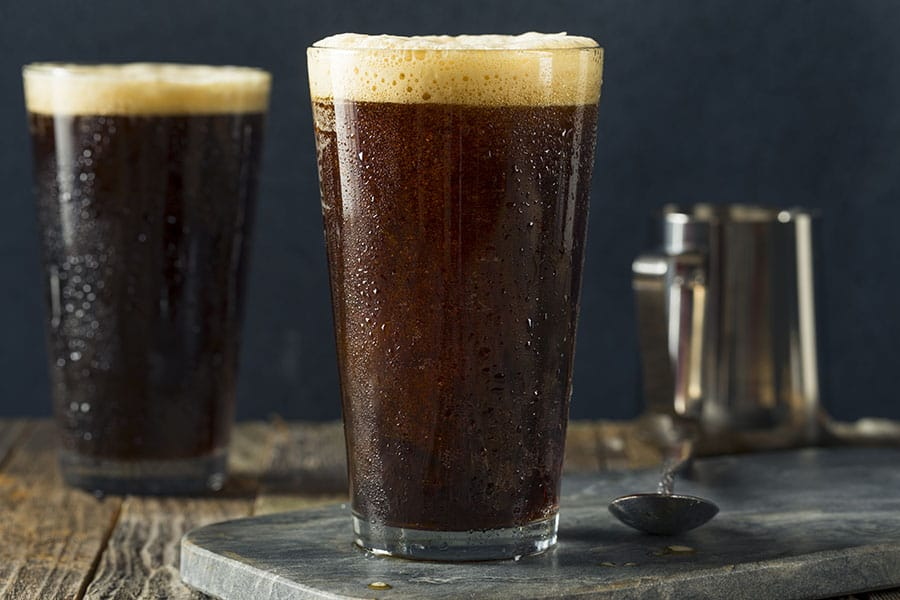 Wha is the difference between cold brew and Nitro?