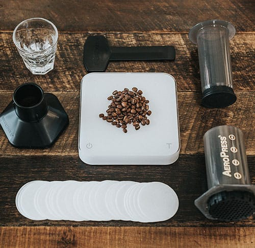 Coffee Scale Ratings