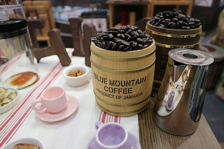 Why is Jamaica Blue Mountain Coffee Expensive