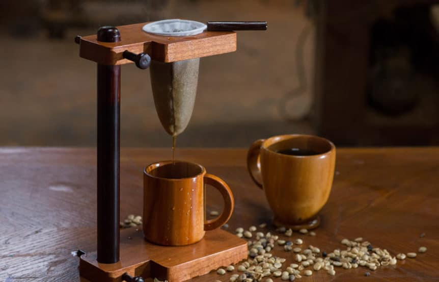 Chorreador - A Costa Rica Coffee Maker