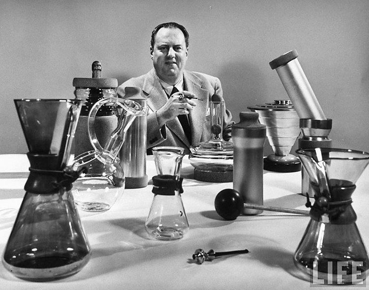 Who invented the Chemex