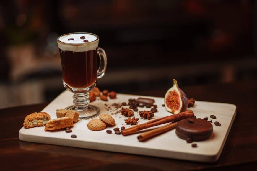 History of Irish Coffee