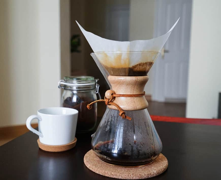 Best Pour Over Coffee