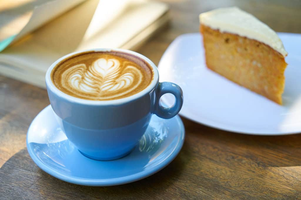 pairing food and coffee